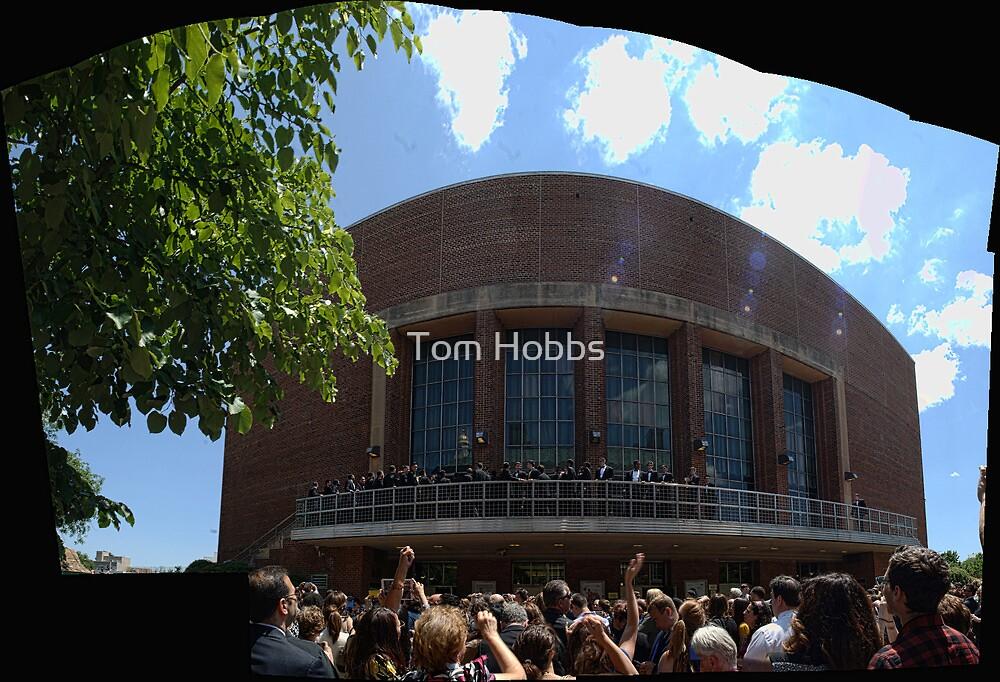 Congratulations Xaverian Class of 2014 by Tom Hobbs