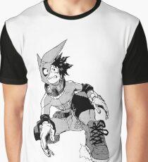 Boku no hero academia - Izuku Graphic T-Shirt