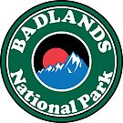 BADLANDS NATIONAL PARK SOUTH DAKOTA MOUNTAINS HIKING CAMPING HIKE CAMP BOATING FISHING by MyHandmadeSigns