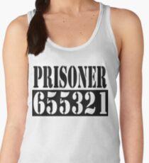 Prisoner 655321 Women's Tank Top