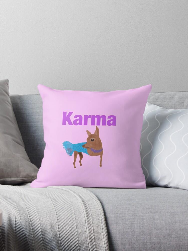 Karma by barkleys-studio