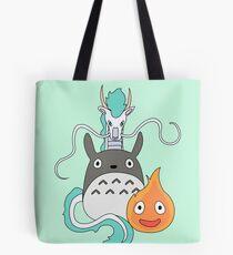 A tribute to Hayao Miyazaki (Updated) Tote Bag