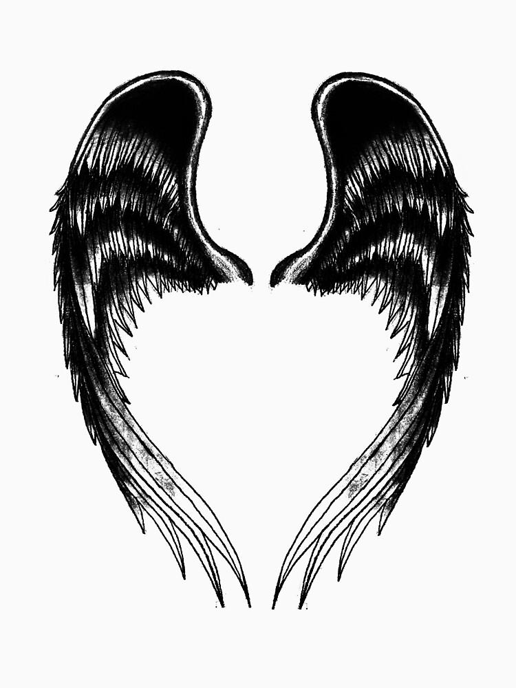 Wings on My Back by ErinJain