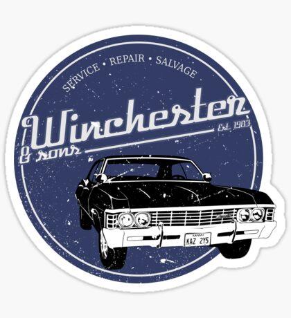 Winchester & sons Sticker