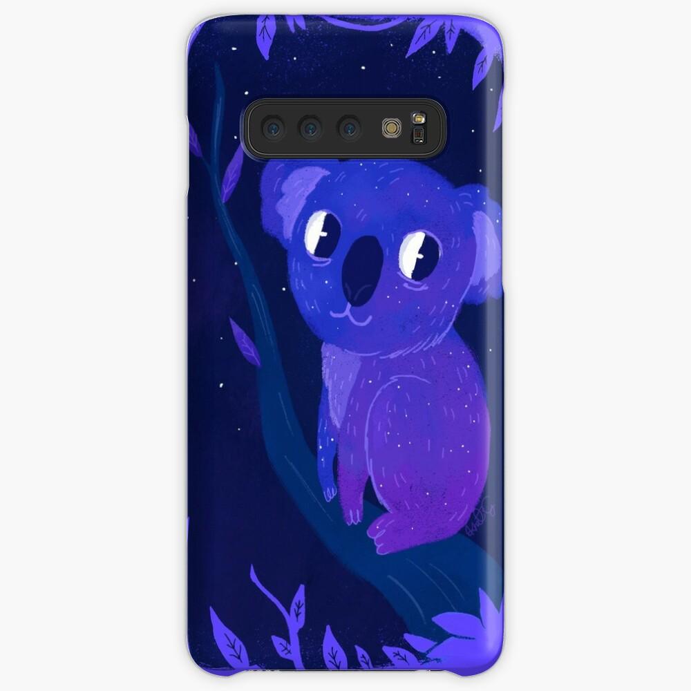 Space Koala Case & Skin for Samsung Galaxy