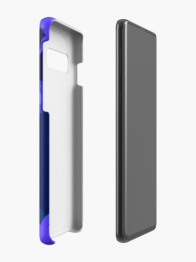 Alternate view of Space Koala Case & Skin for Samsung Galaxy