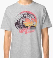 Wolf Beach Classic T-Shirt