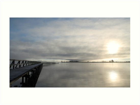 NZ Lake Taupo New Zealand by Brython67