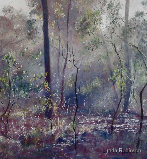 Sparkling Winter Morning by Lynda Robinson