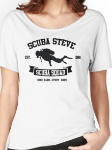 Scuba Steve Scuba Squad Women's Relaxed Fit T-Shirt