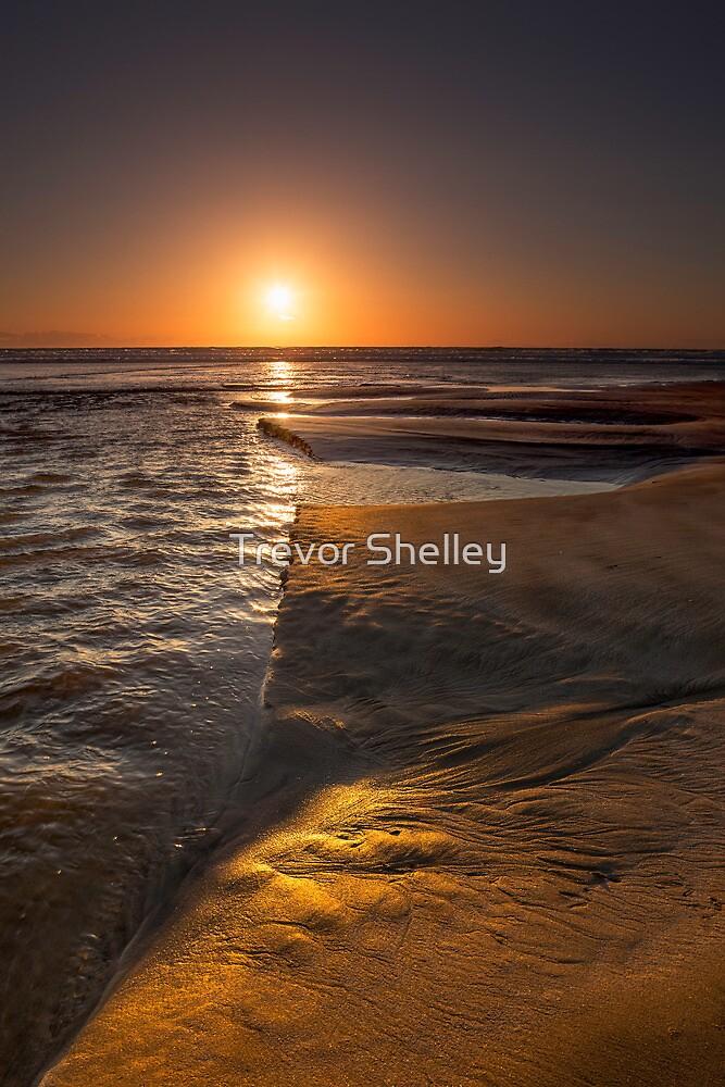 Garry Beach - Isle of Lewis by Trevor Shelley