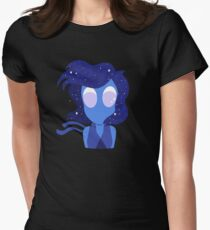 Lapis - Galaxy Womens Fitted T-Shirt