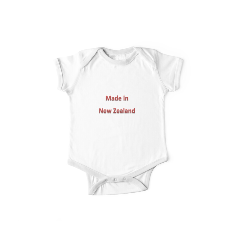 Made in New Zealand by Brython67
