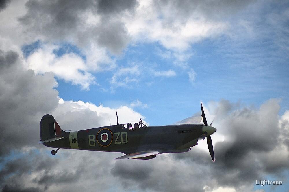 Supermarine Spitfire Mk LF IX by Lightrace