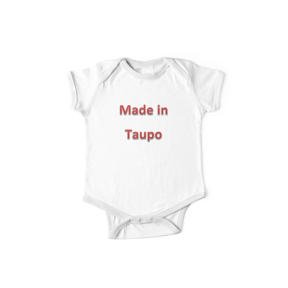 Made in Taupo by Brython67