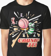 CRUSH'N IT! Graphic T-Shirt