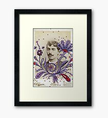 The Enchanted Cravat Framed Print