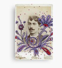 The Enchanted Cravat Canvas Print