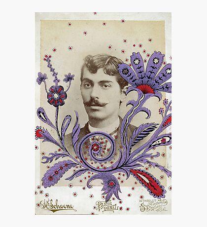 The Enchanted Cravat Photographic Print