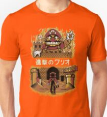 ATTACK ON WARIO Unisex T-Shirt