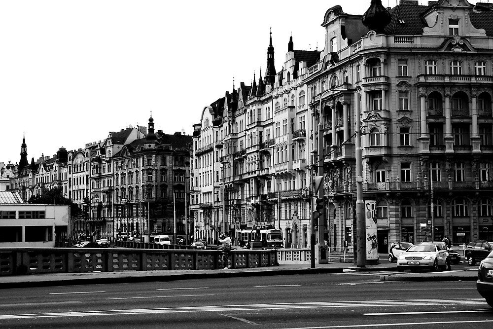Welcome to Prague  by LenkaOBS
