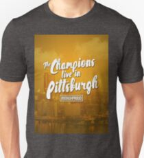 City of Champions Unisex T-Shirt