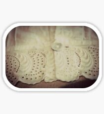 Lace - Embroidery - JUSTART © Sticker