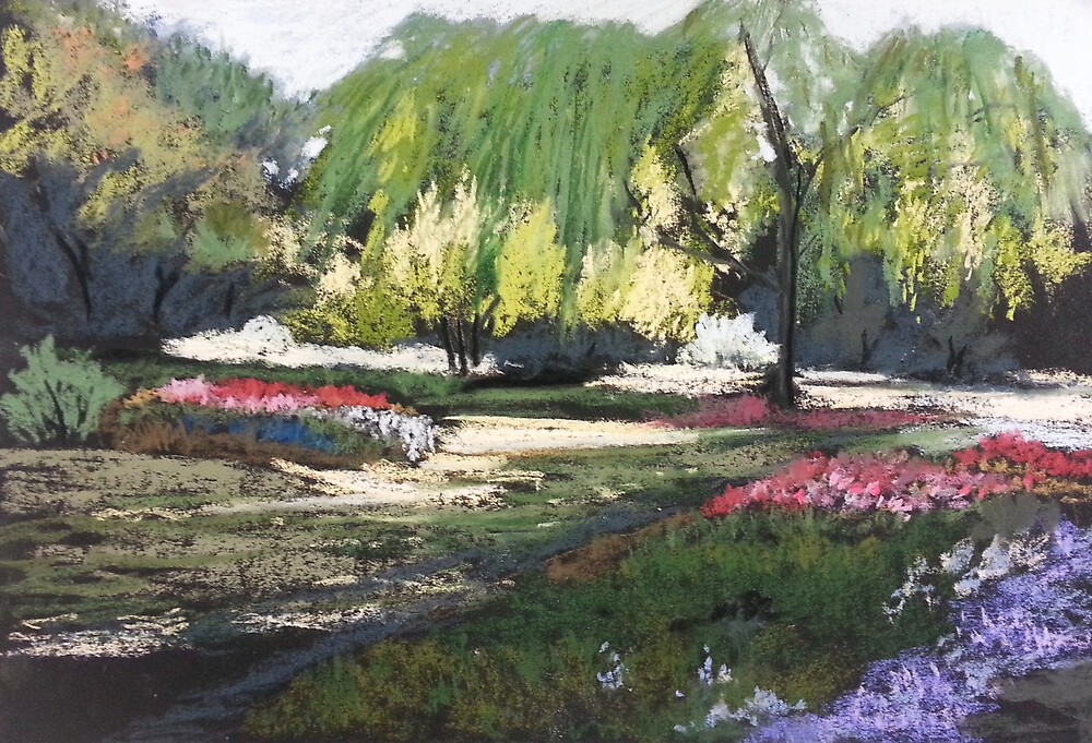 Garden of Eden by Toni Lynch