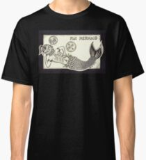 FIJI MERMAID - Art By Kev G Classic T-Shirt