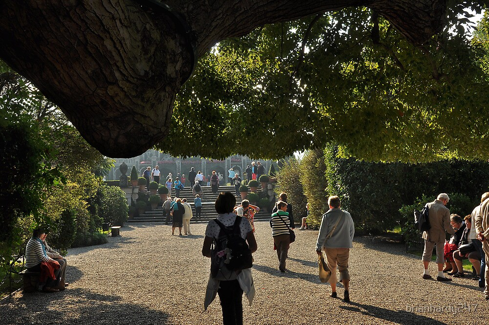 Isola Bella Gardens approach by brianhardy247
