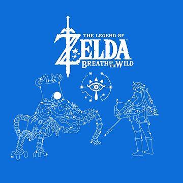 Constellation of Zelda Breath of the Wild by navigata