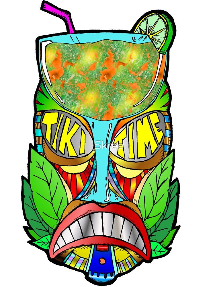 It's TIKI TIME by Skree