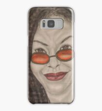 an American comedian, actress, singer,writer, and television host Samsung Galaxy Case/Skin