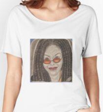 ein amerikanischer Komiker, Schauspielerin, Sänger, Schriftsteller und Fernsehmoderator Baggyfit T-Shirt