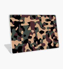 Woodland Camouflage Laptop Skin