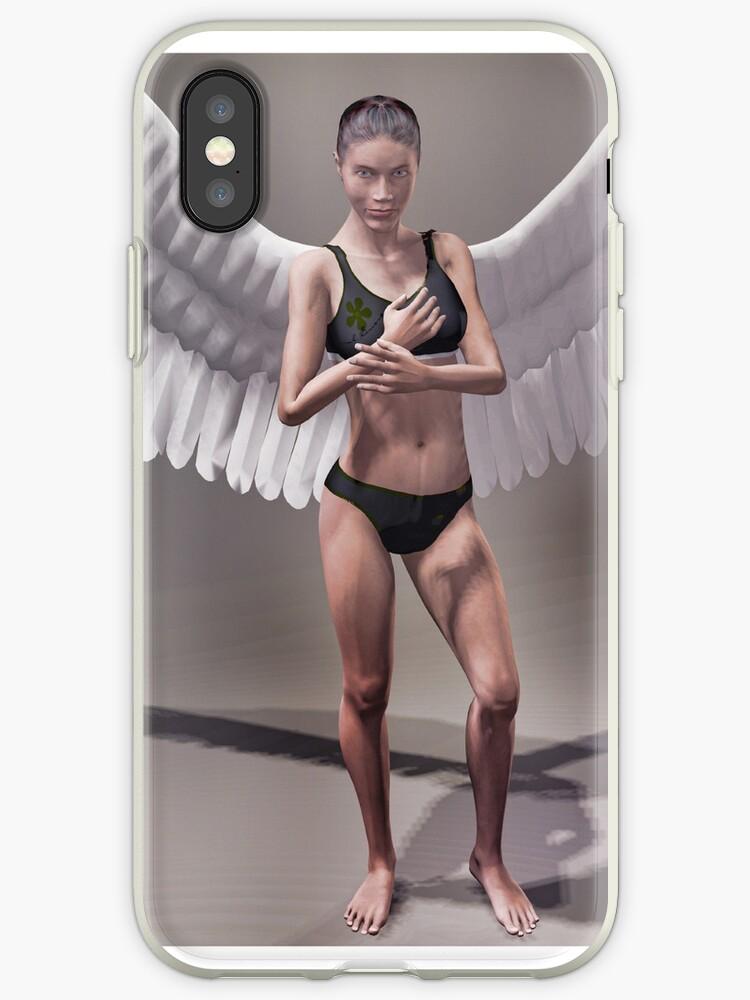 Angel - 天使 by bellatryx