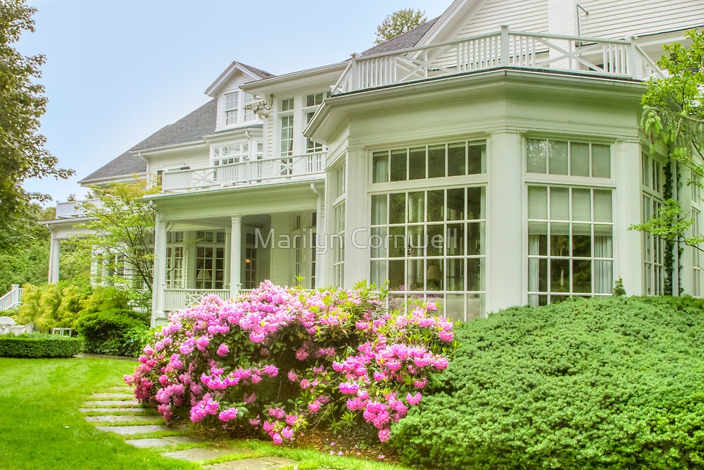 A Beautiful Town and a Beautiful House by Marilyn Cornwell