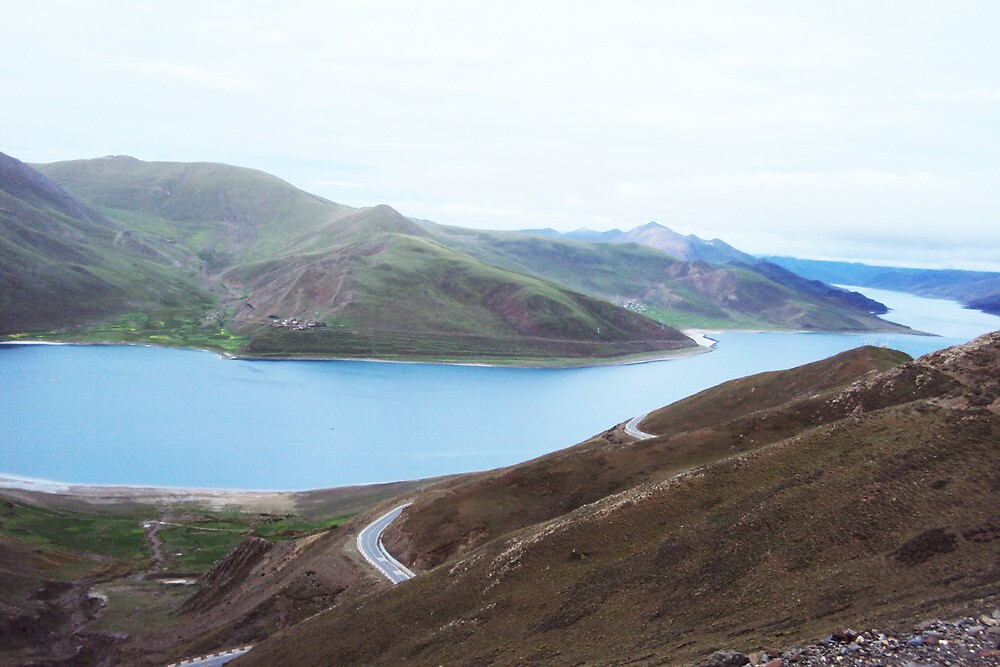 river higest landscape by navaram