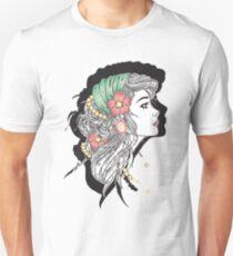 GYPSY OPAL ROSE Slim Fit T-Shirt