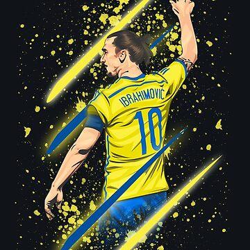 Zlatan Ibrahimovic de siddick49