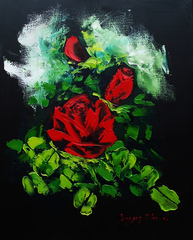 Roses by Dragos Olar V