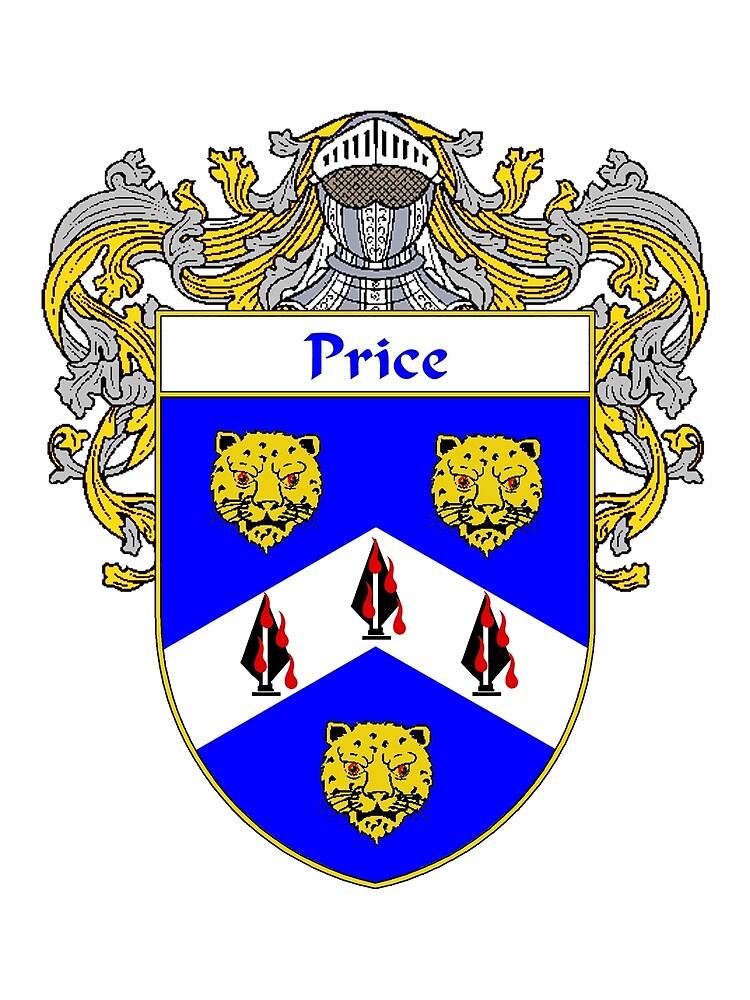 Quot Price Irish Coat Of Arms Price Irish Family Crest Quot By
