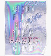 Basic AF Poster
