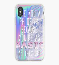 Basic AF iPhone Case