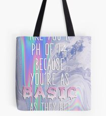Basic AF Tote Bag