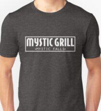 Mystic Grill - Vampire Diaries Unisex T-Shirt