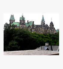 Ottawa Photographic Print