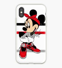 AIR JORDAN MINNIE iPhone Case