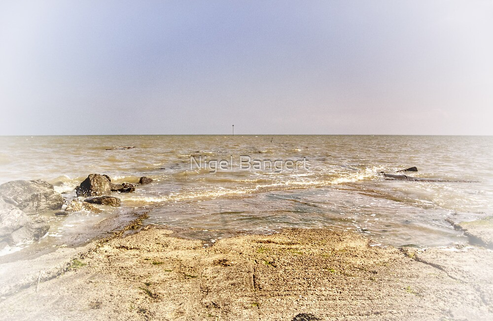 The Broomway by Nigel Bangert