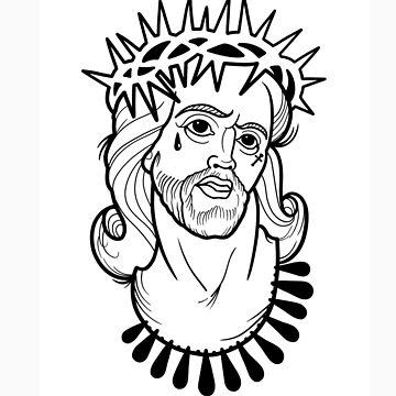 CRISTUS by dannyilcane